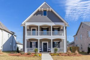 homes in Green Trails at Lake Wilborn by Signature Homes