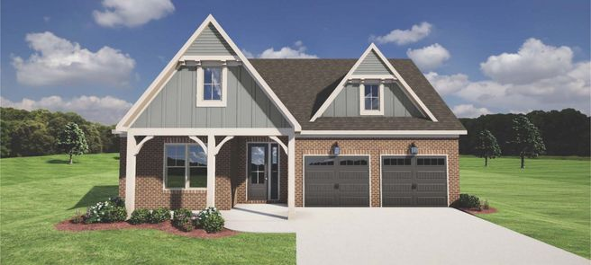 The Benjamin 1B- Homesite 4029