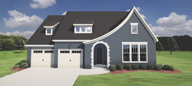 The Berkshire 1D- Homesite 4002