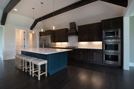 Kitchen-in-Kingston 1A- Homesite 133-at-McDaniel Farms-in-College Grove