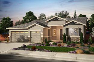 Plan Two - Cypress Point: Dayton, Nevada - Silverado Homes
