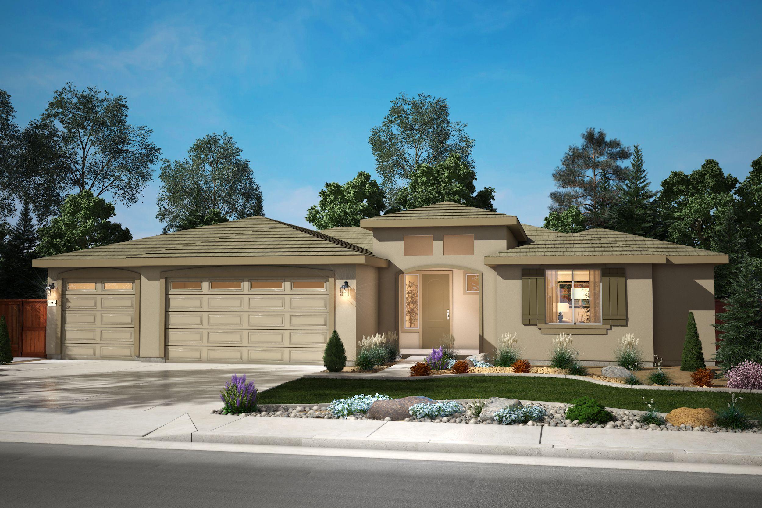 'Eagle Canyon Estates' by Silverado Homes - Sparks in Reno