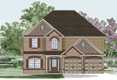 New Construction Floor Plans In Atlanta Ga Newhomesource