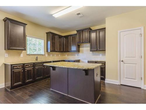 Kitchen-in-Brookside-at-Summit at West Ridge-in-Dallas