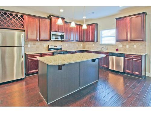 Kitchen-in-Charleston-at-The Adares-in-Adairsville