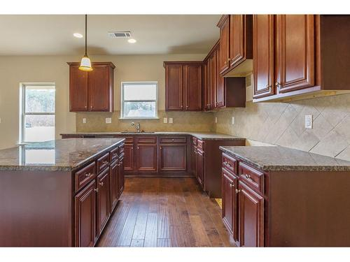 Kitchen-in-Chesney-at-The Adares-in-Adairsville
