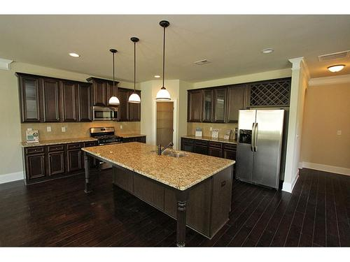 Kitchen-in-Brookhaven-at-Ginger Lake Estates-in-Conyers