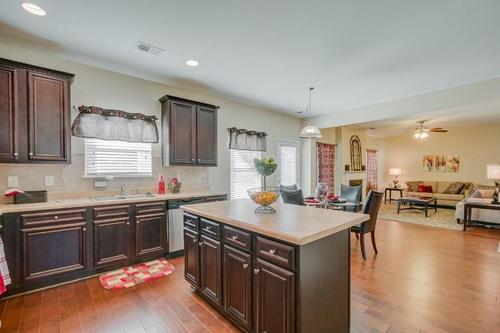 Kitchen-in-Yarmouth-at-Summit at West Ridge-in-Dallas