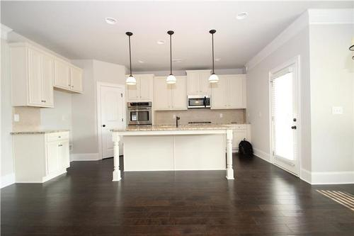 Kitchen-in-Newport-at-The Preakness-in-Covington