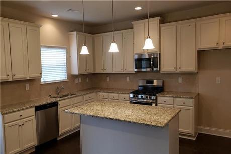 Kitchen-in-Heritage-at-Summit at West Ridge-in-Dallas