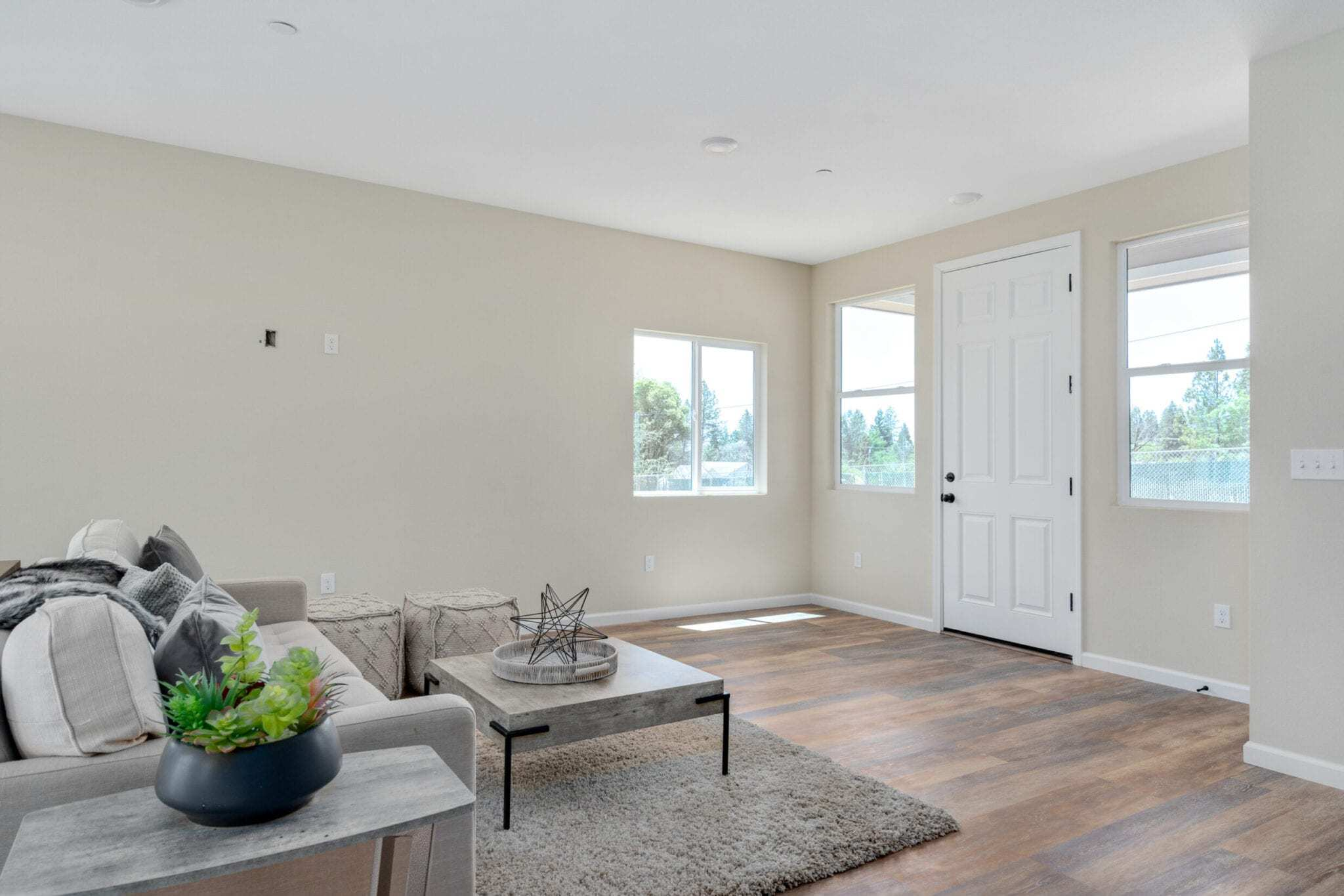 Living Area featured in the 1488 Bille Rd By Silvermark Luxury Homes in Chico, CA