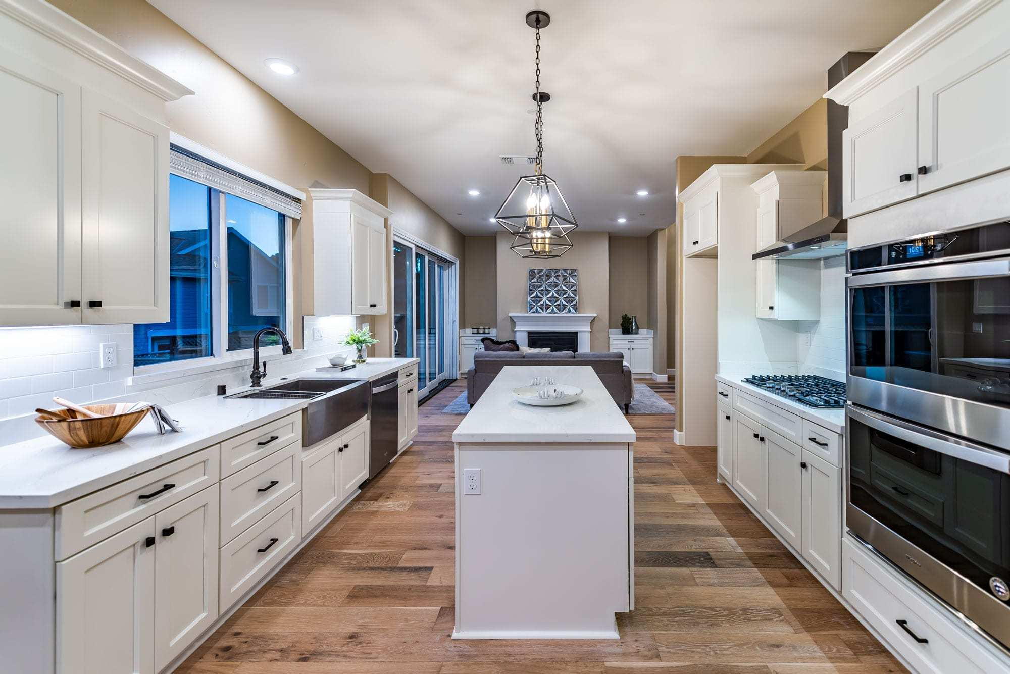 Kitchen featured in the 3608 Fir Ridge Drive By Silvermark Luxury Homes in Santa Rosa, CA