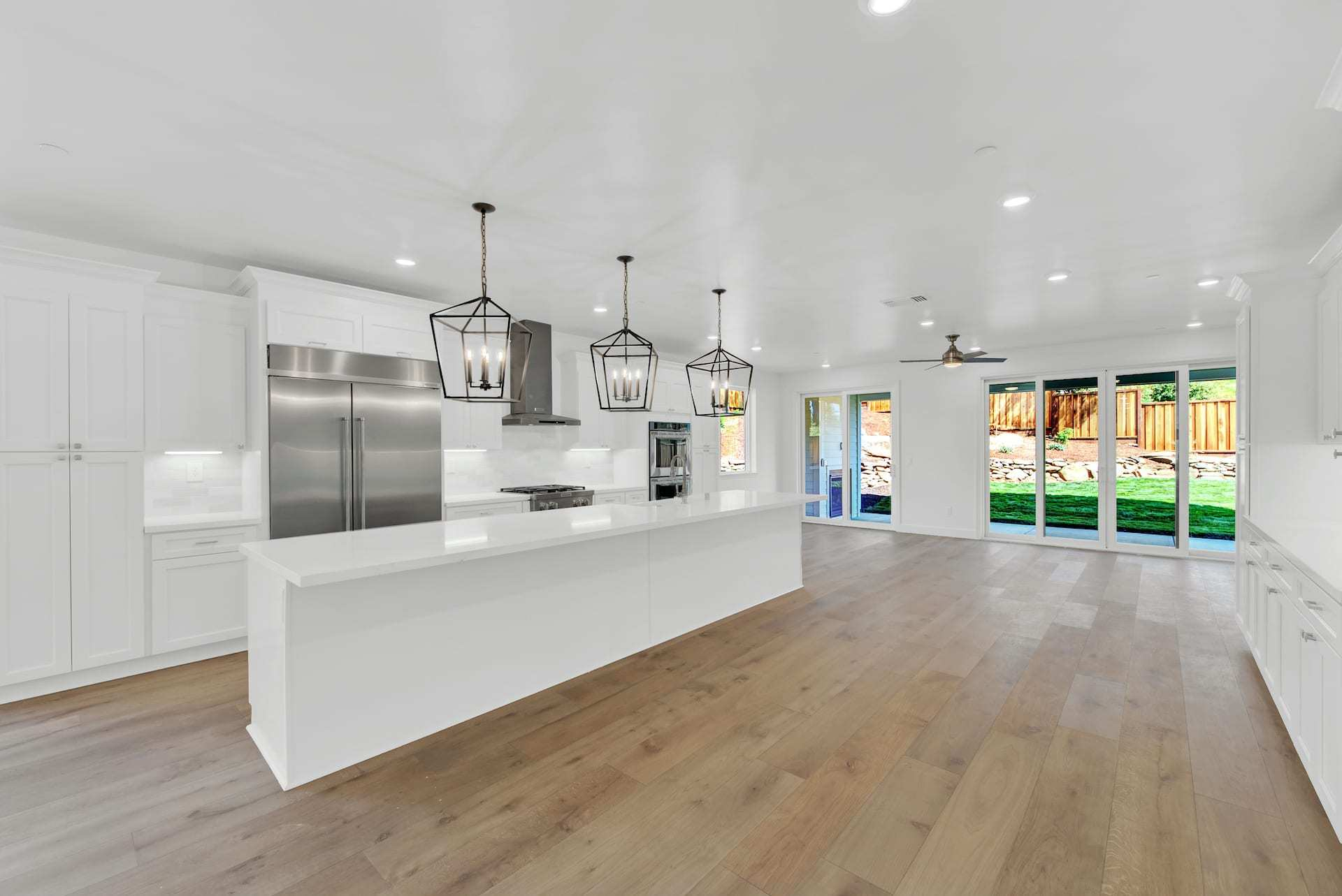 Kitchen featured in the 4970 Lakepointe Circle By Silvermark Luxury Homes in Santa Rosa, CA