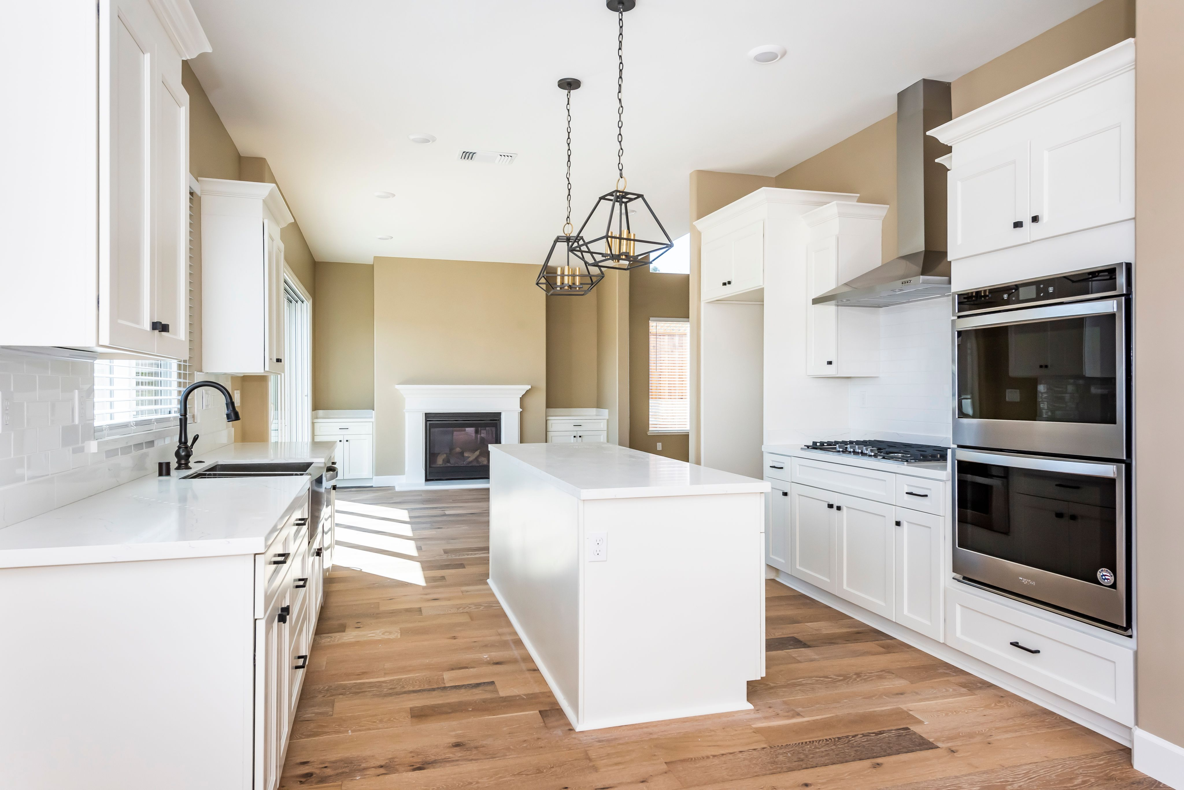 Kitchen featured in the 3668 Fir Ridge Drive By Silvermark Luxury Homes in Santa Rosa, CA