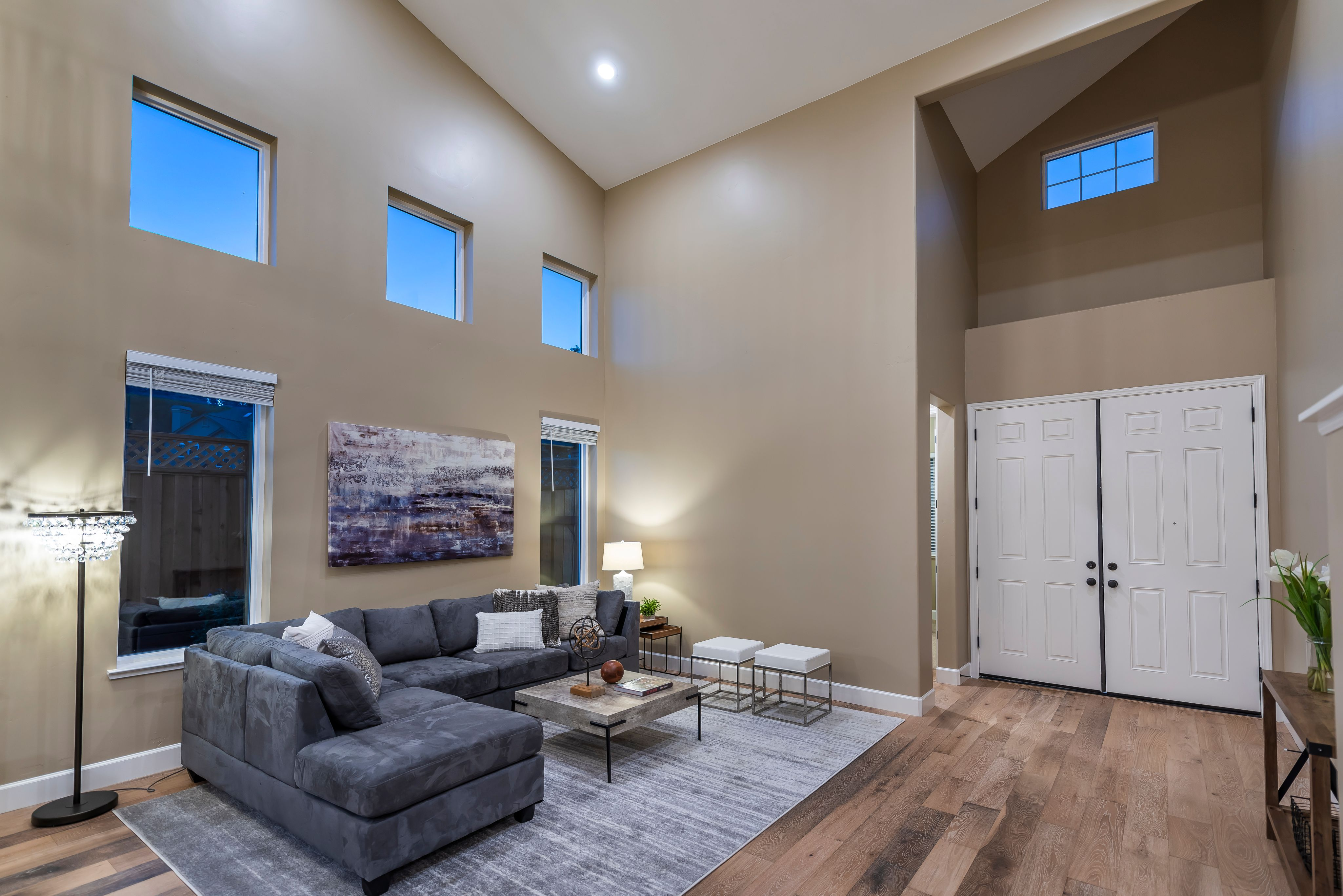 Living Area featured in the 3668 Fir Ridge Drive By Silvermark Luxury Homes in Santa Rosa, CA