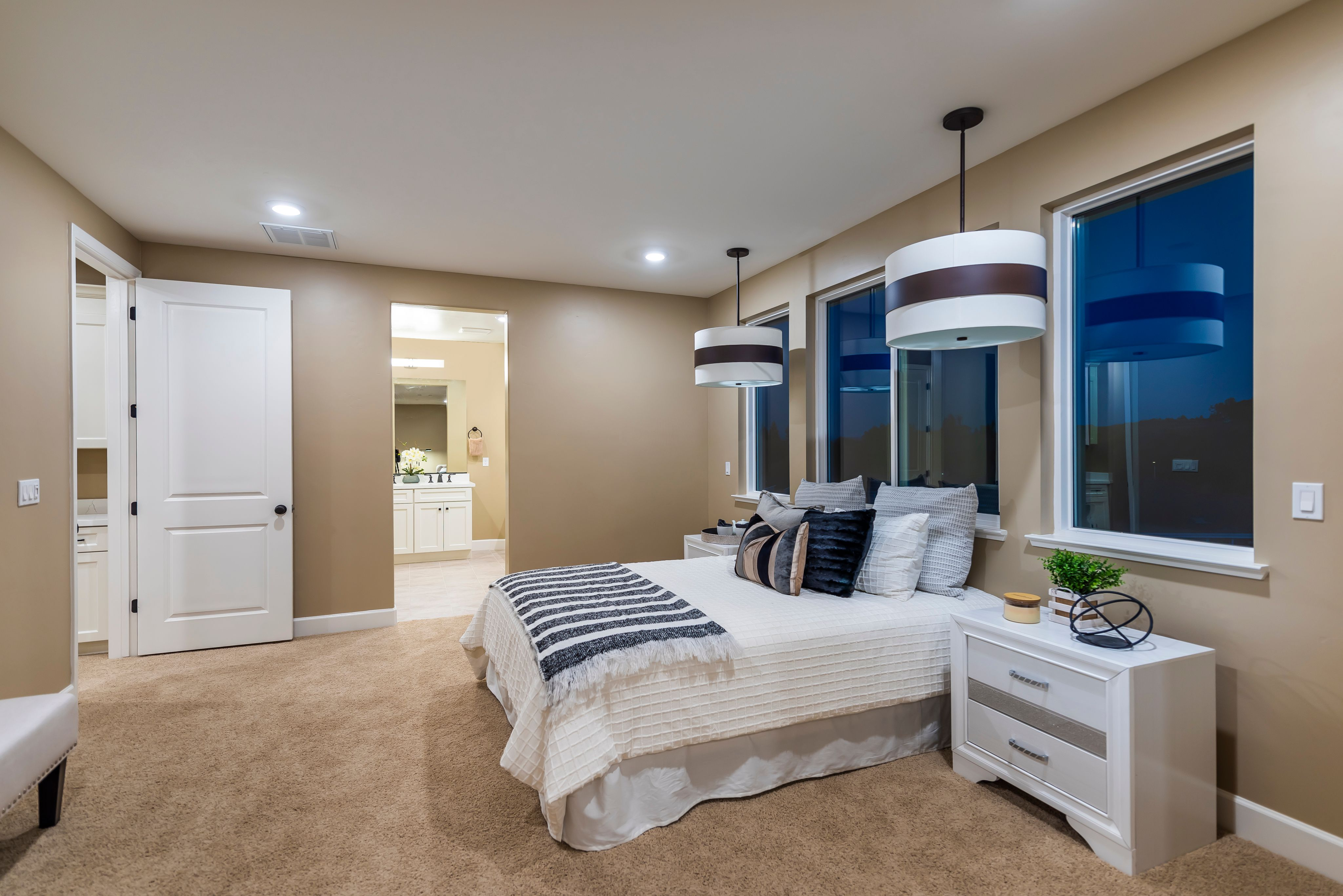 Bedroom featured in the 3668 Fir Ridge Drive By Silvermark Luxury Homes in Santa Rosa, CA
