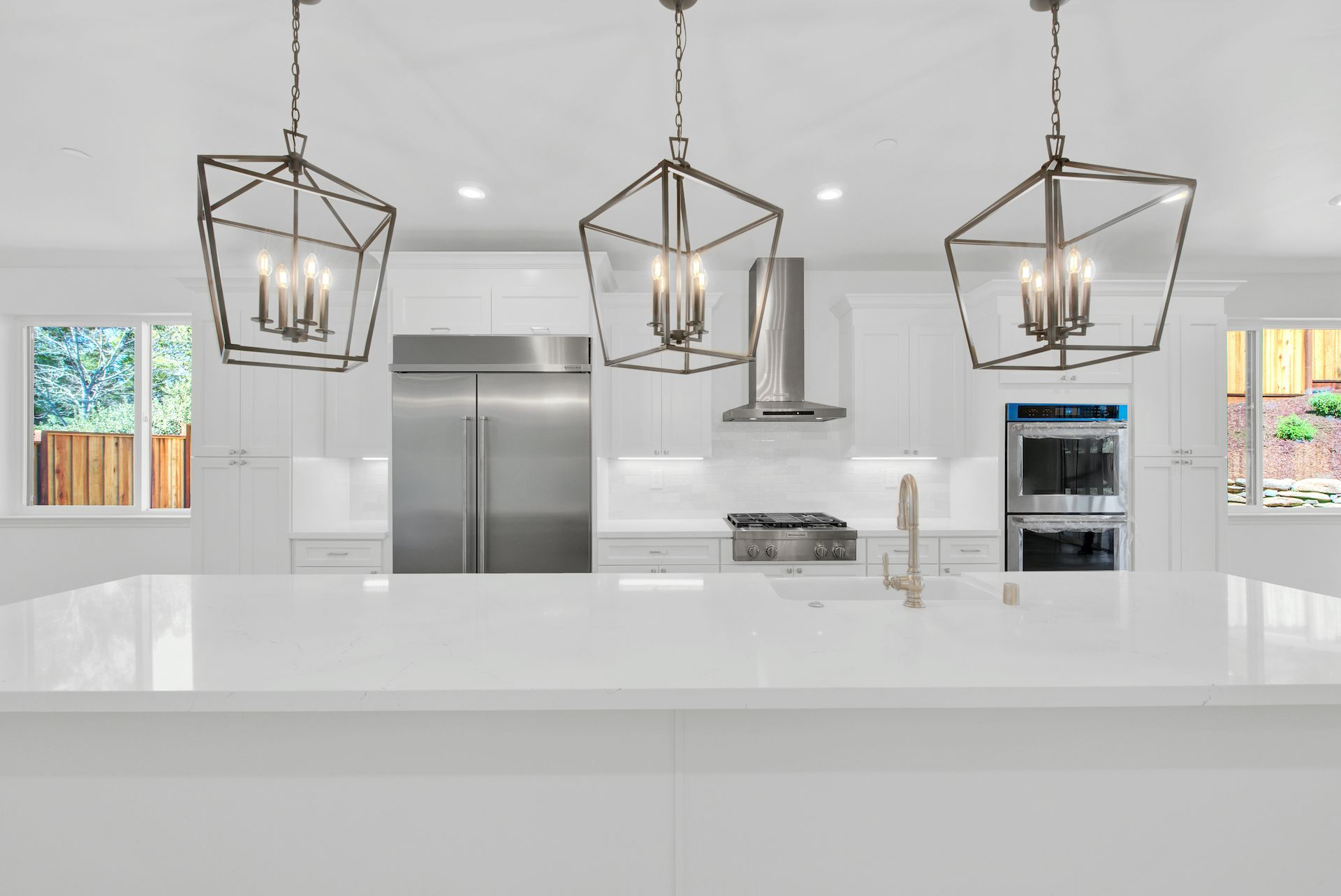 Kitchen featured in the 3675 Wyndemere Cir By Silvermark Luxury Homes in Santa Rosa, CA