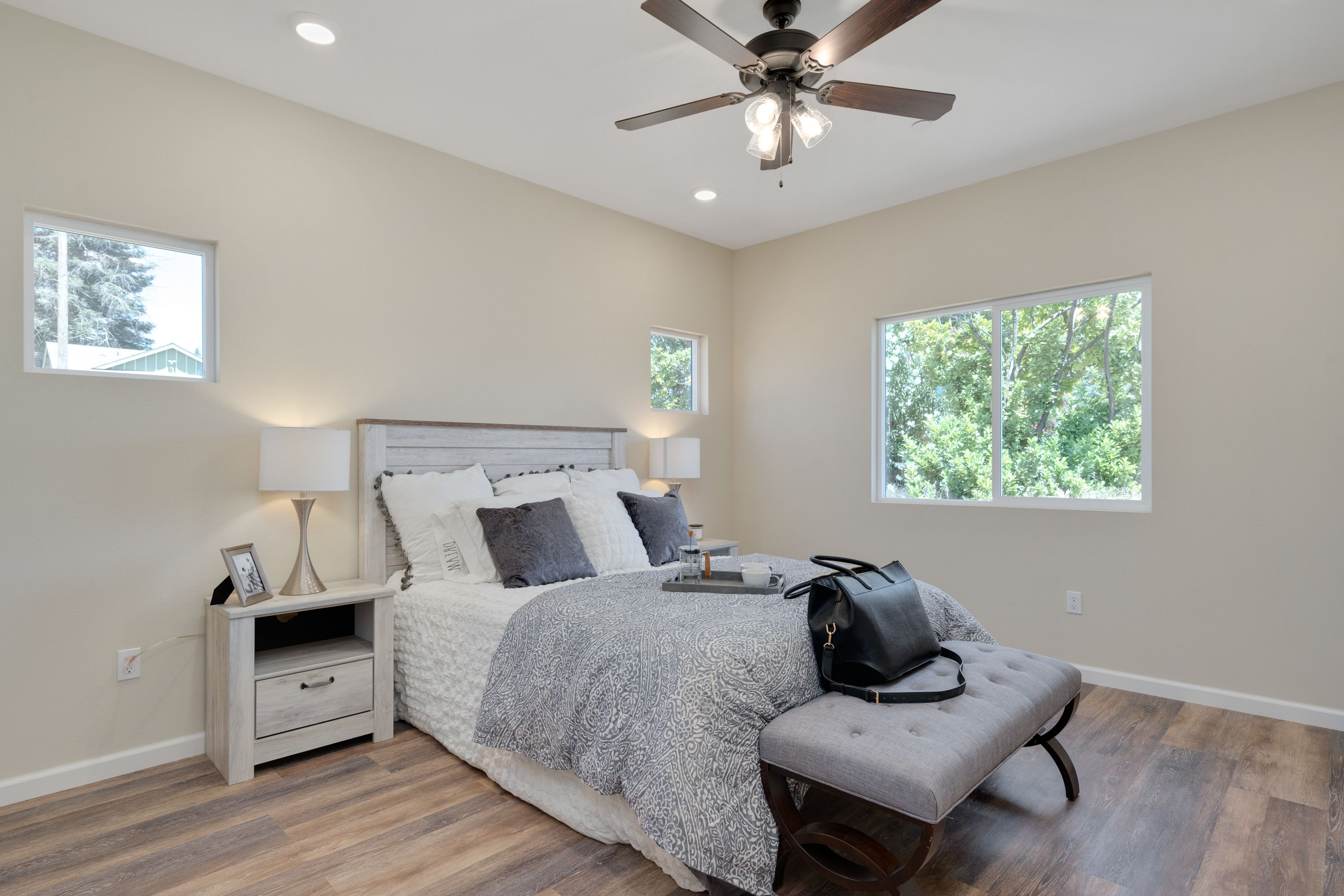 Bedroom featured in the 503 Crestwood Dr By Silvermark Luxury Homes in Chico, CA