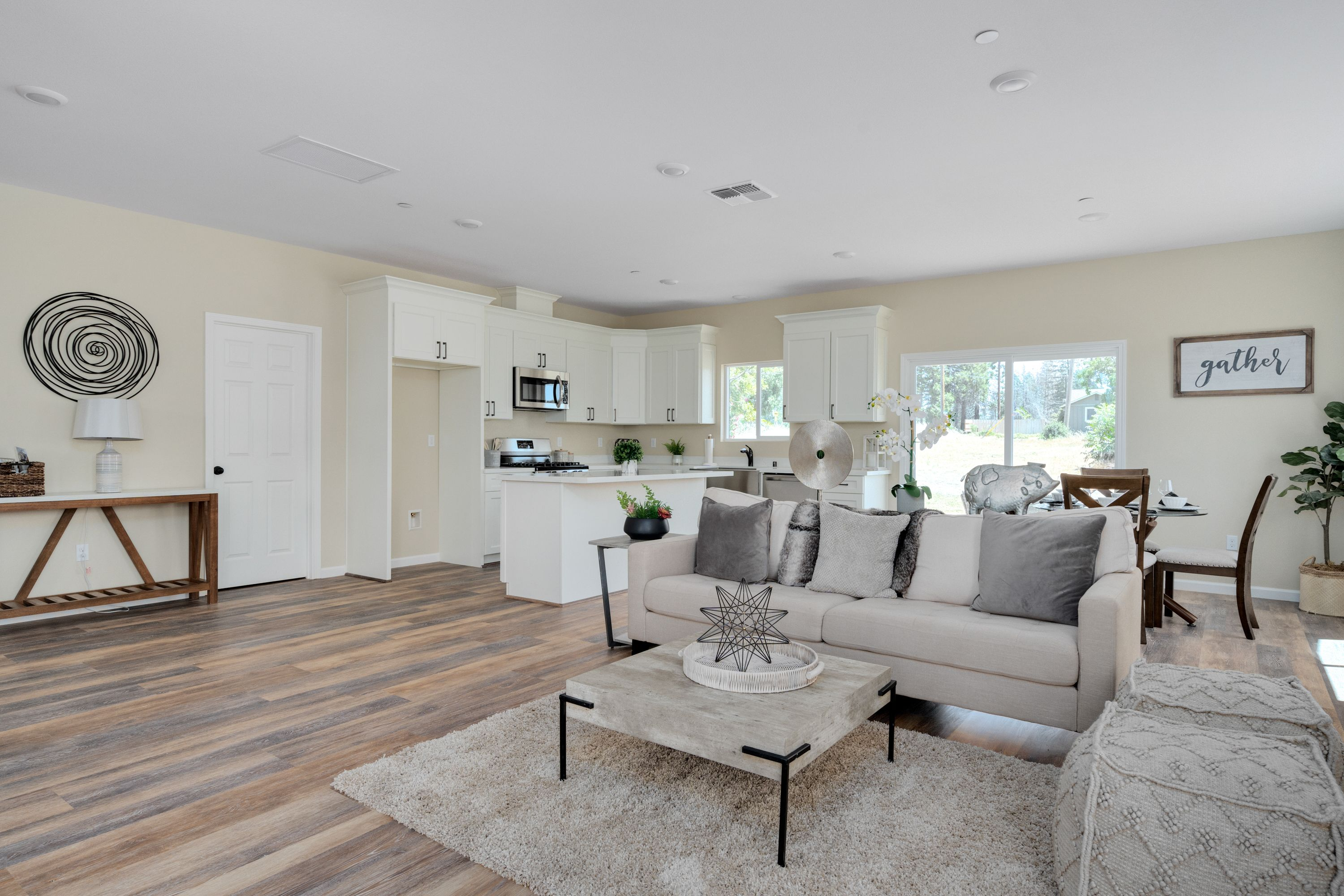 Living Area featured in the 280 Craft Lane By Silvermark Luxury Homes in Chico, CA