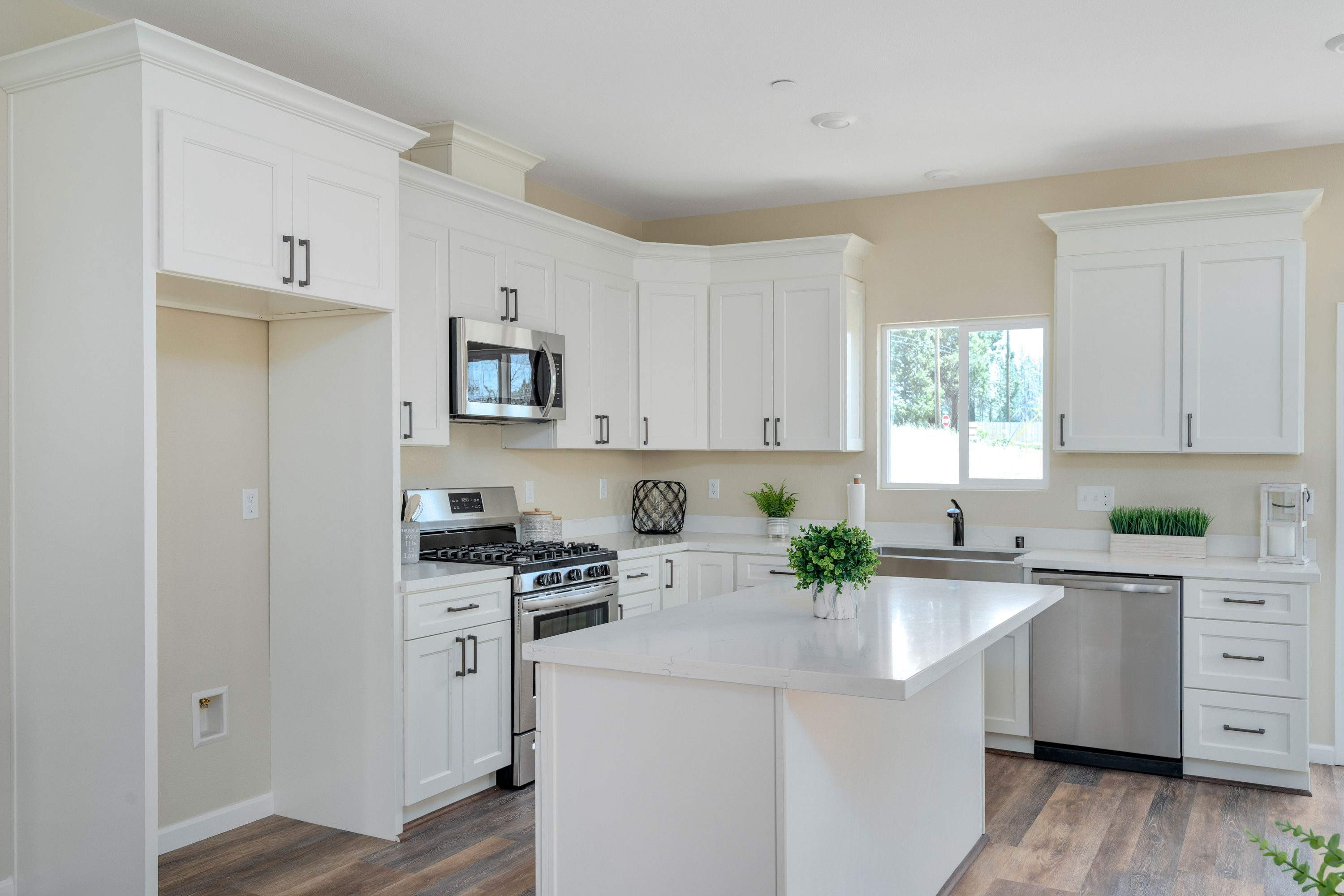 Kitchen featured in the 280 Craft Lane By Silvermark Luxury Homes in Chico, CA