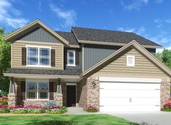 The Lincoln - Carlton Heights: Noblesville, Indiana - Silverthorne Homes