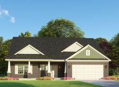 The Jefferson - Beacon Pointe: Brownsburg, Indiana - Silverthorne Homes