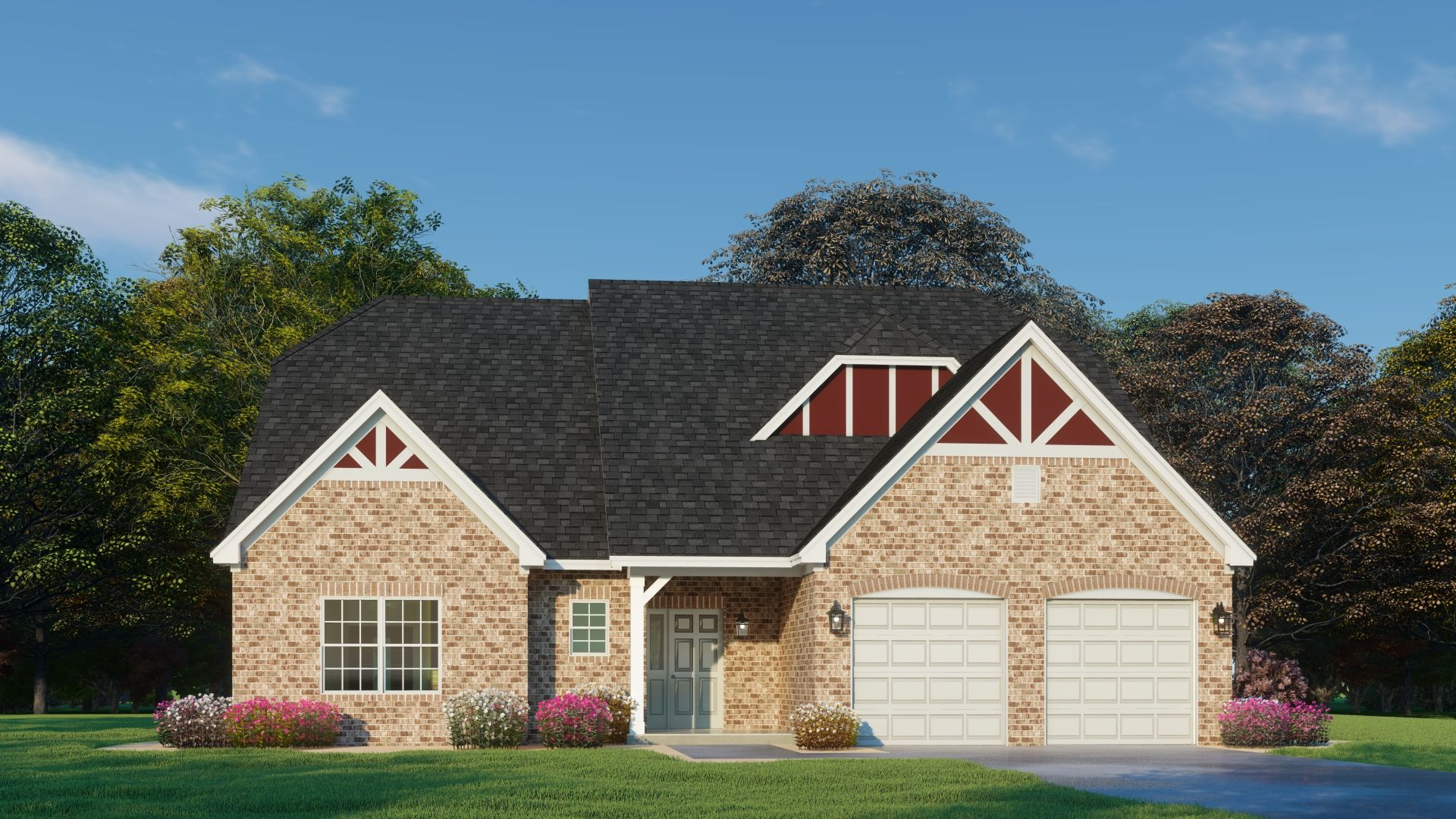 Exterior featured in The Jefferson By Silverthorne Homes in Indianapolis, IN