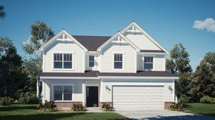 The Arthur - Wyncrest: Bargersville, Indiana - Silverthorne Homes