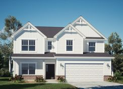 The Arthur - Carlton Heights: Noblesville, Indiana - Silverthorne Homes