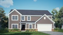 Falls at Pendleton by Silverthorne Homes in Indianapolis Indiana