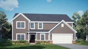 The Monroe - Beacon Pointe: Brownsburg, Indiana - Silverthorne Homes