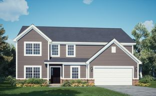 Beacon Pointe by Silverthorne Homes in Indianapolis Indiana