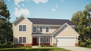 The Van Buren - Wyncrest: Bargersville, Indiana - Silverthorne Homes