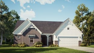 The Taylor - Flagstone Ridge: Noblesville, Indiana - Silverthorne Homes