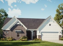 The Taylor - Beacon Pointe: Brownsburg, Indiana - Silverthorne Homes