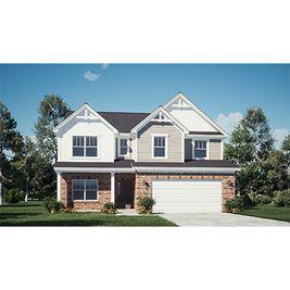 The Arthur - Stone Grove: McCordsville, Indiana - Silverthorne Homes