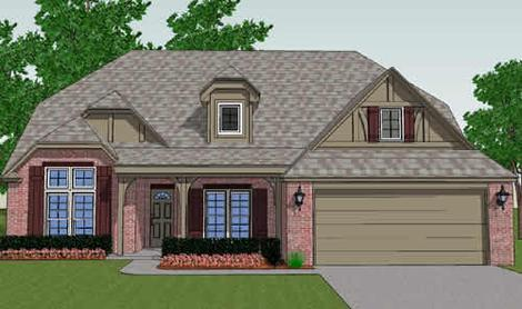 Breitling Village In Jenks Ok New Homes Floor Plans By