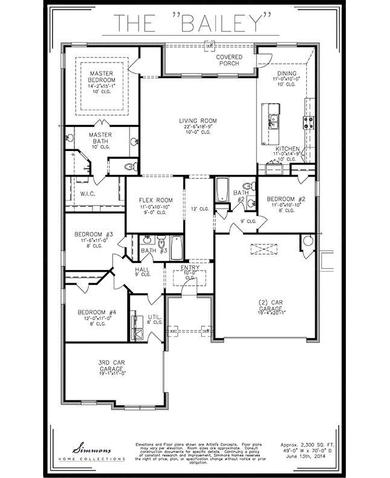 simmons homes floor plans house design plans