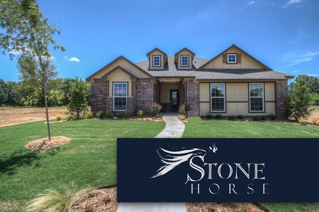 Stone Horse in Broken Arrow, OK :: New Homes by Simmons