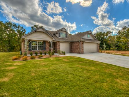 Pine Valley by Simmons Homes Inc. in Tulsa Oklahoma