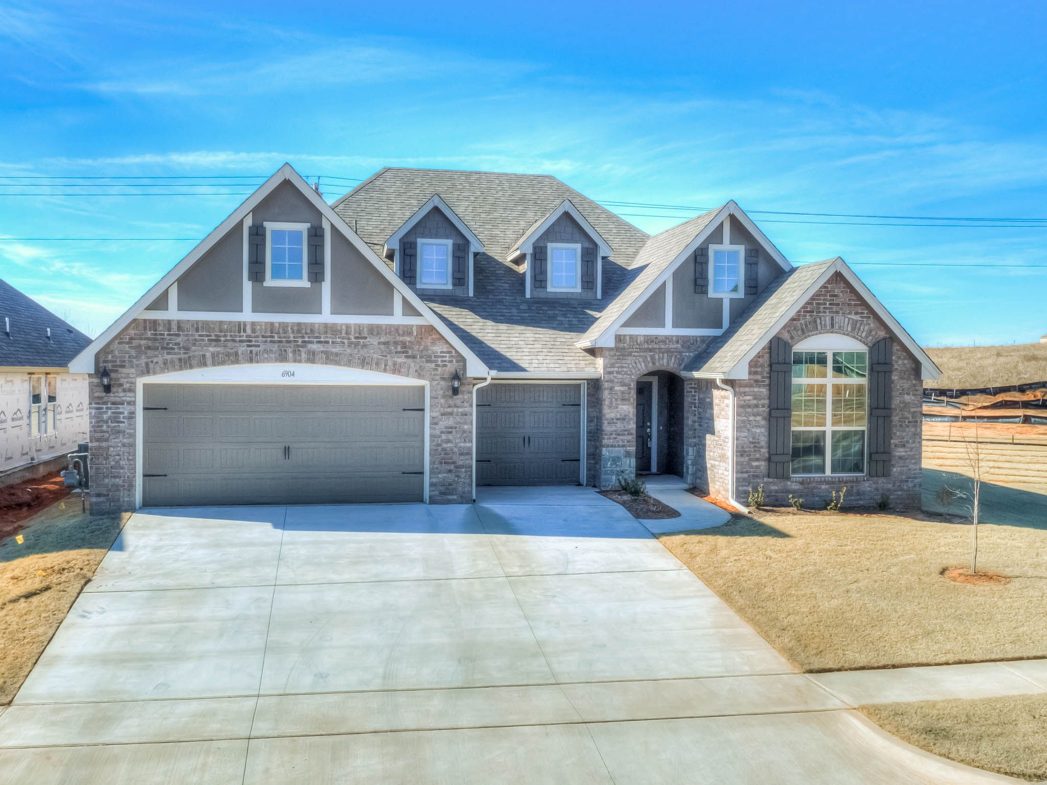 New Construction Homes Plans In Tulsa Ok 754 Homes Newhomesource
