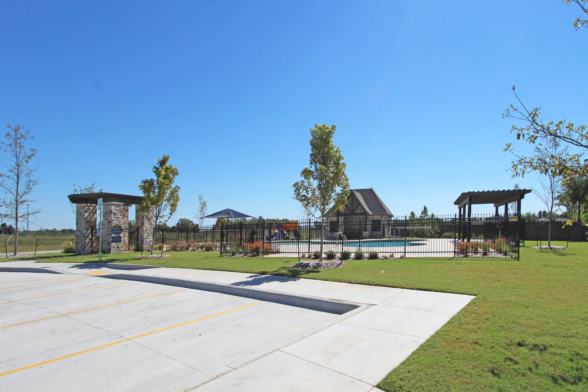 'Willow Creek Bungalows' by Simmons Homes in Tulsa