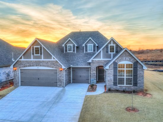Spring Creek by Simmons Homes Inc. in Tulsa Oklahoma