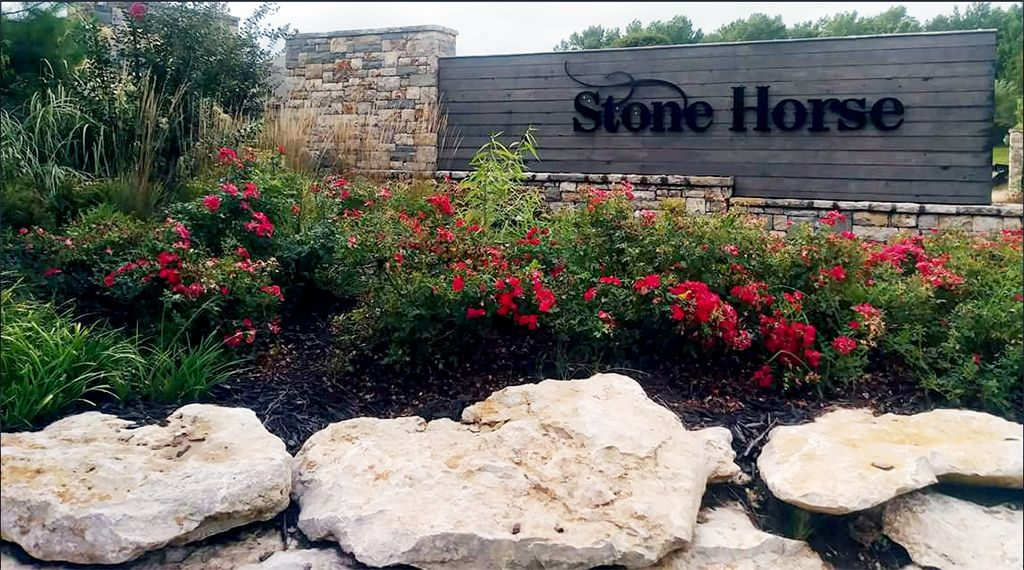 'Stone Horse' by Simmons Homes in Tulsa