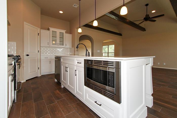 Kitchen featured in the Dawson By Simmons Homes Inc. in Tulsa, OK