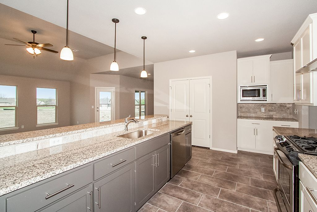 Kitchen featured in the Cadence By Simmons Homes Inc. in Tulsa, OK