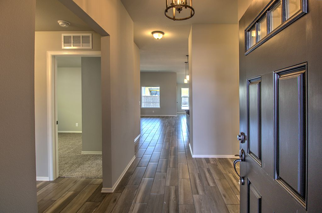 Living Area featured in the Owen By Simmons Homes Inc. in Tulsa, OK