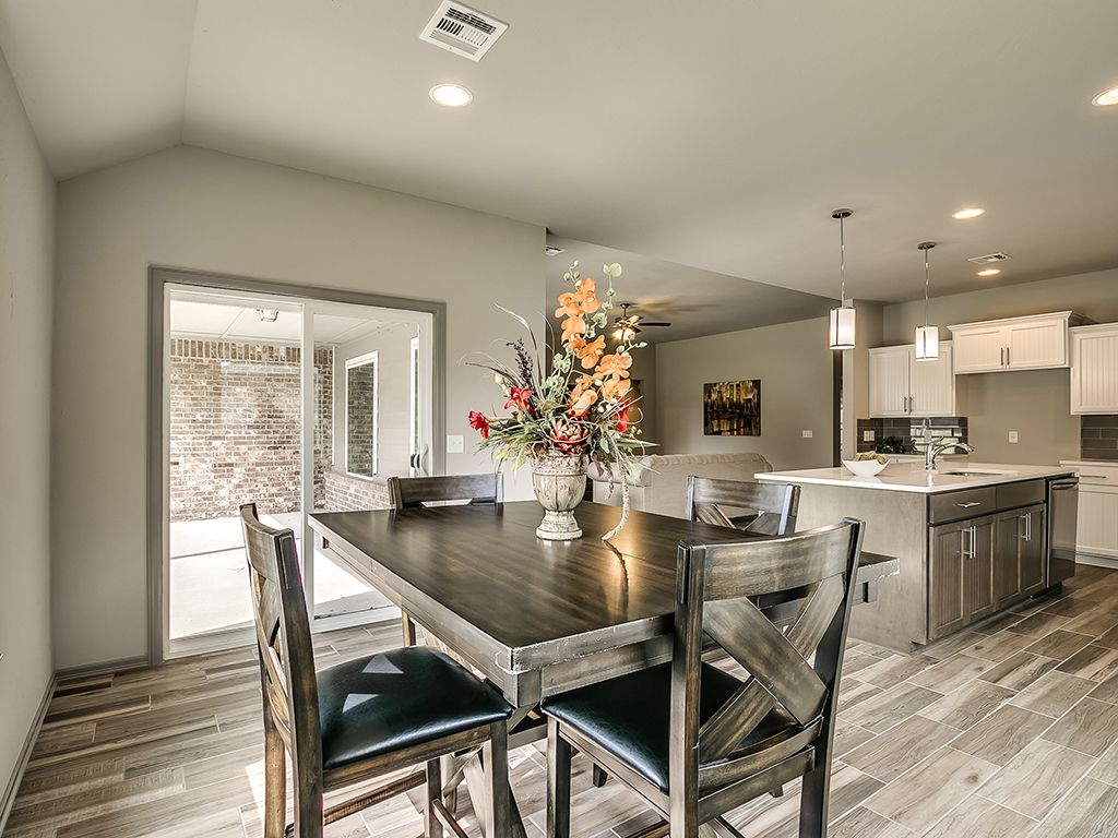 Kitchen featured in the Pierson By Simmons Homes in Tulsa, OK