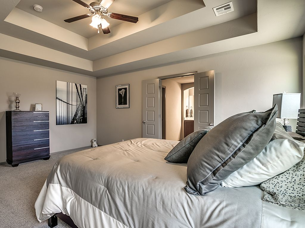Bedroom featured in the Pierson By Simmons Homes in Tulsa, OK