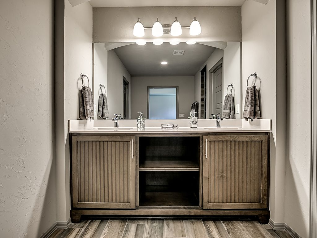 Bathroom featured in the Pierson By Simmons Homes in Tulsa, OK